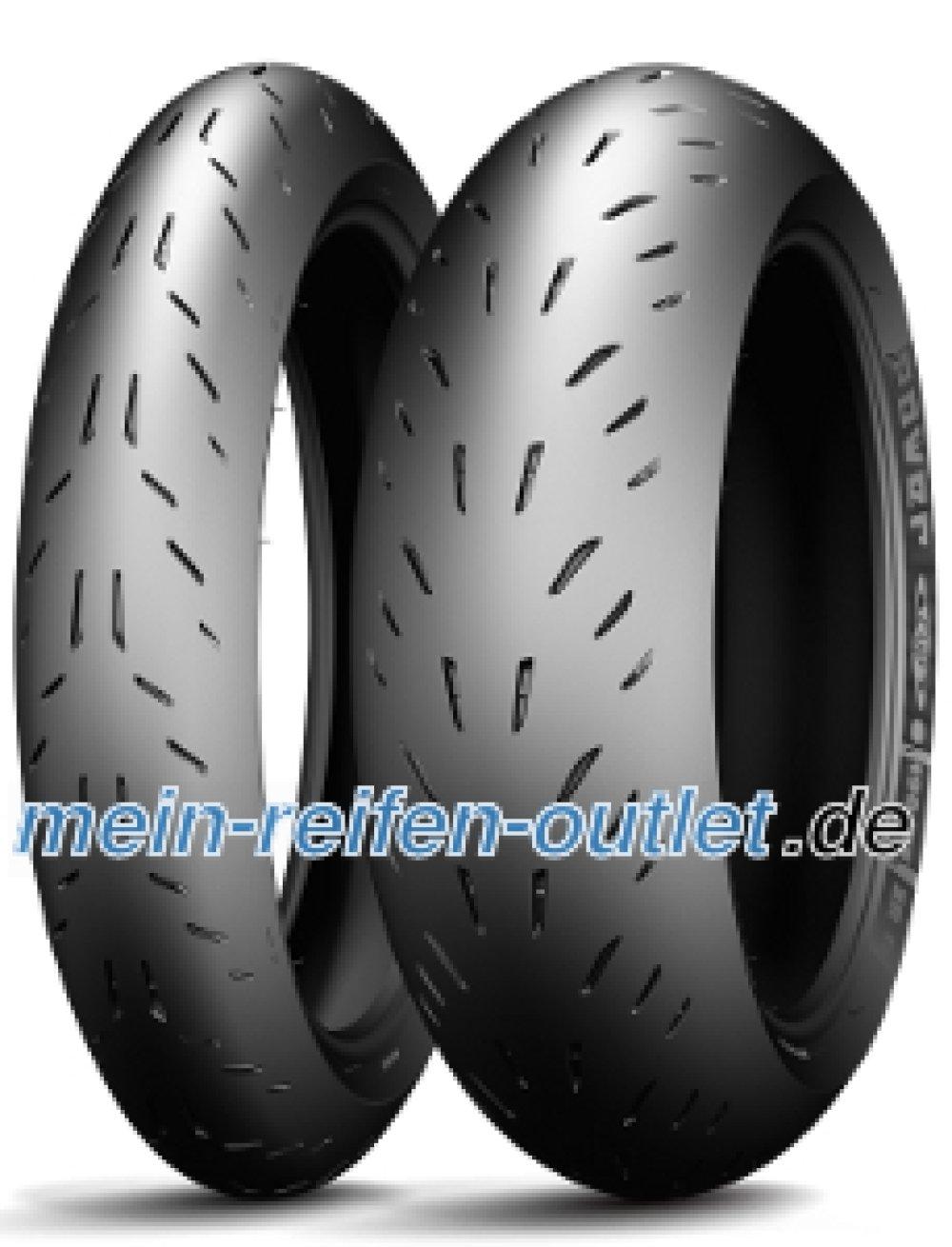 Michelin Power Cup Evo ( 190/55 ZR17 TL (75W) Hinterrad, M/C )
