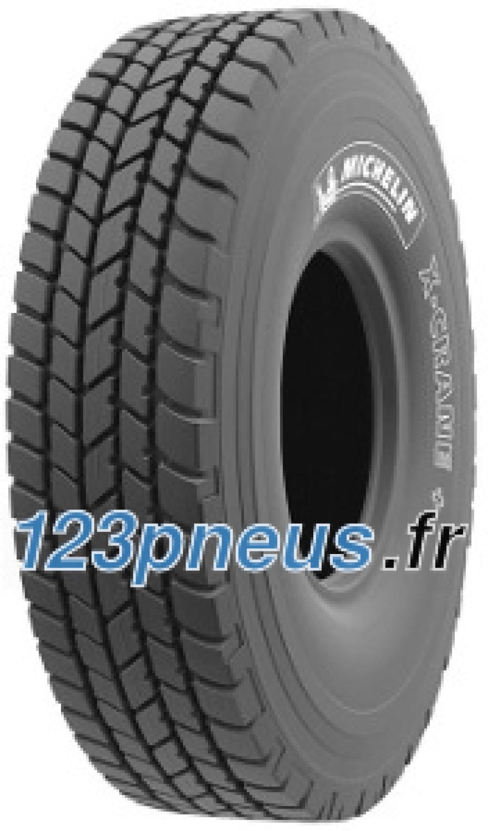Michelin X Crane +
