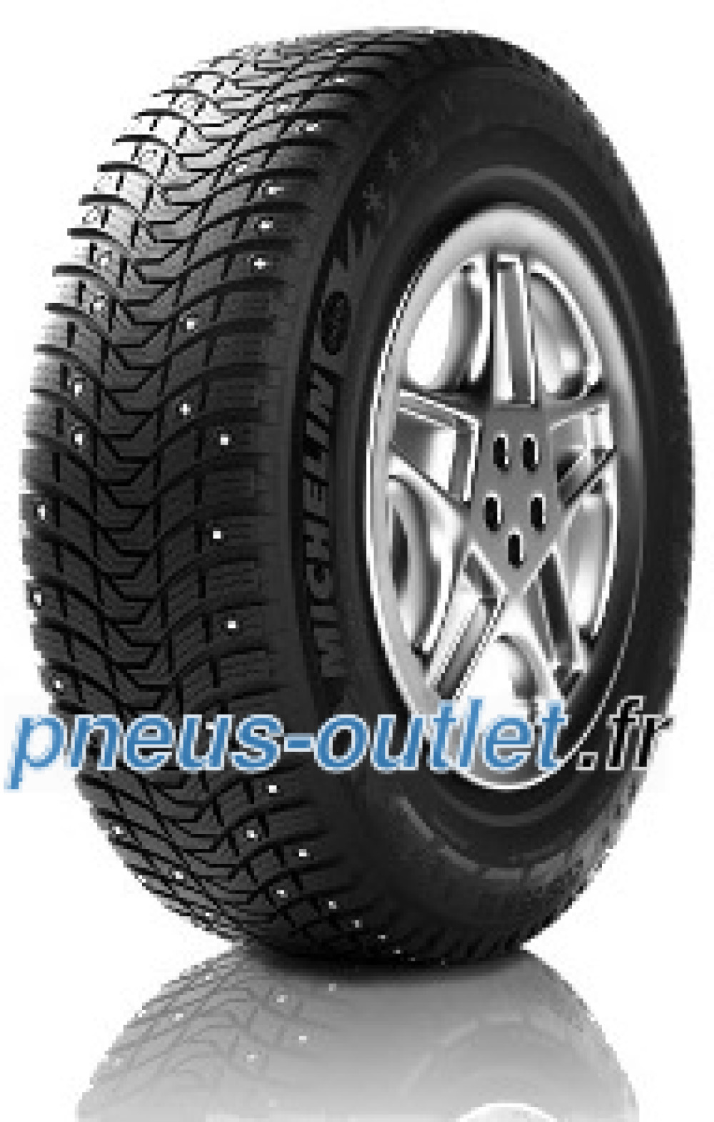 Michelin X-Ice North 3 ( 215/55 R16 97T XL , Cloutable )