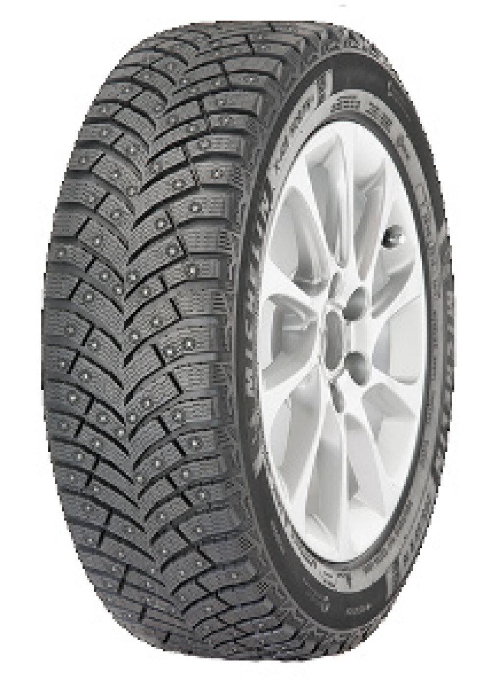 Michelin X-Ice North 4 ( 245/45 R19 102H XL , Clouté )