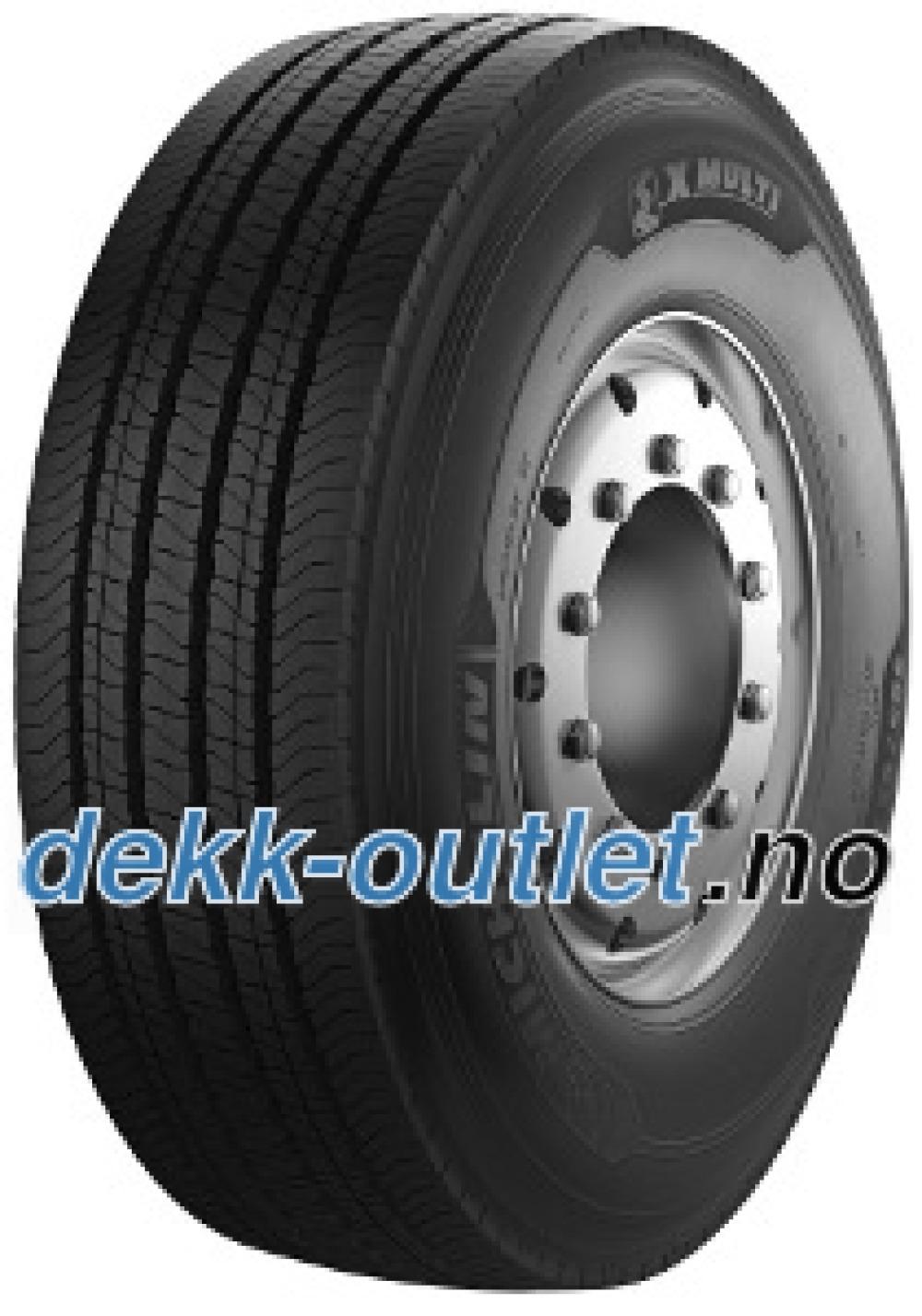 Michelin X Multi F ( 385/55 R22.5 160K dobbel merking 158L )