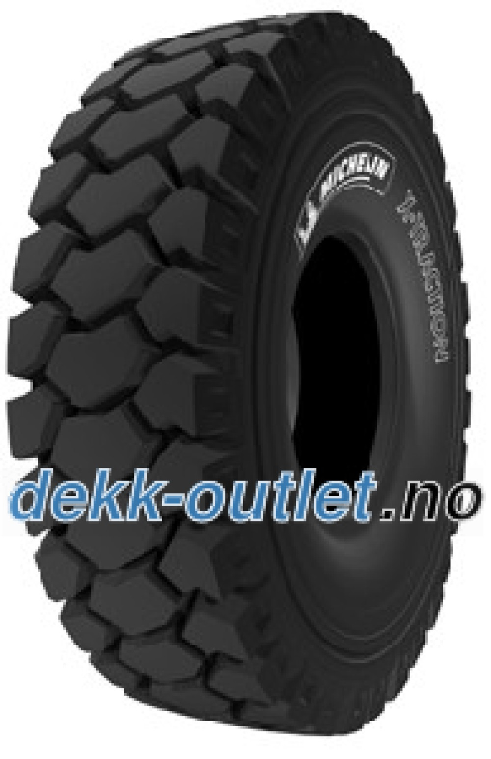 Michelin X-Traction E4T ( 18.00 R33 TL Tragfähigkeit ** )