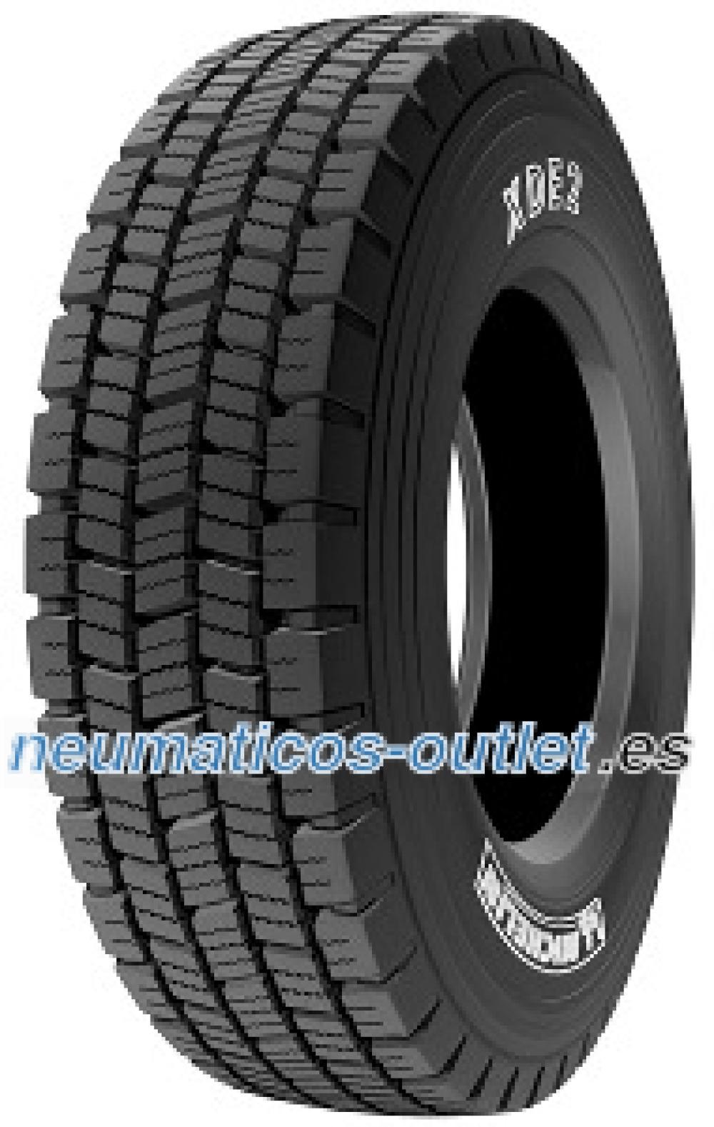 Michelin XDE 2 ( 205/75 R17.5 124/122M )