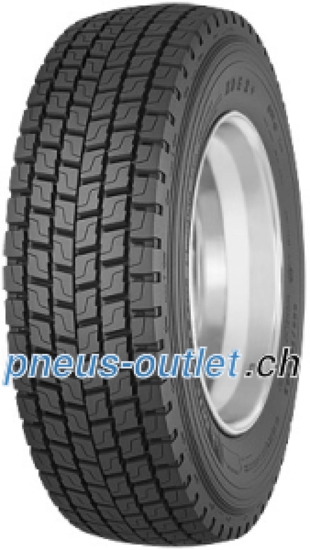 Michelin XDE 2+ ( 315/80 R22.5 156/150L , Double marquage 154/150M )