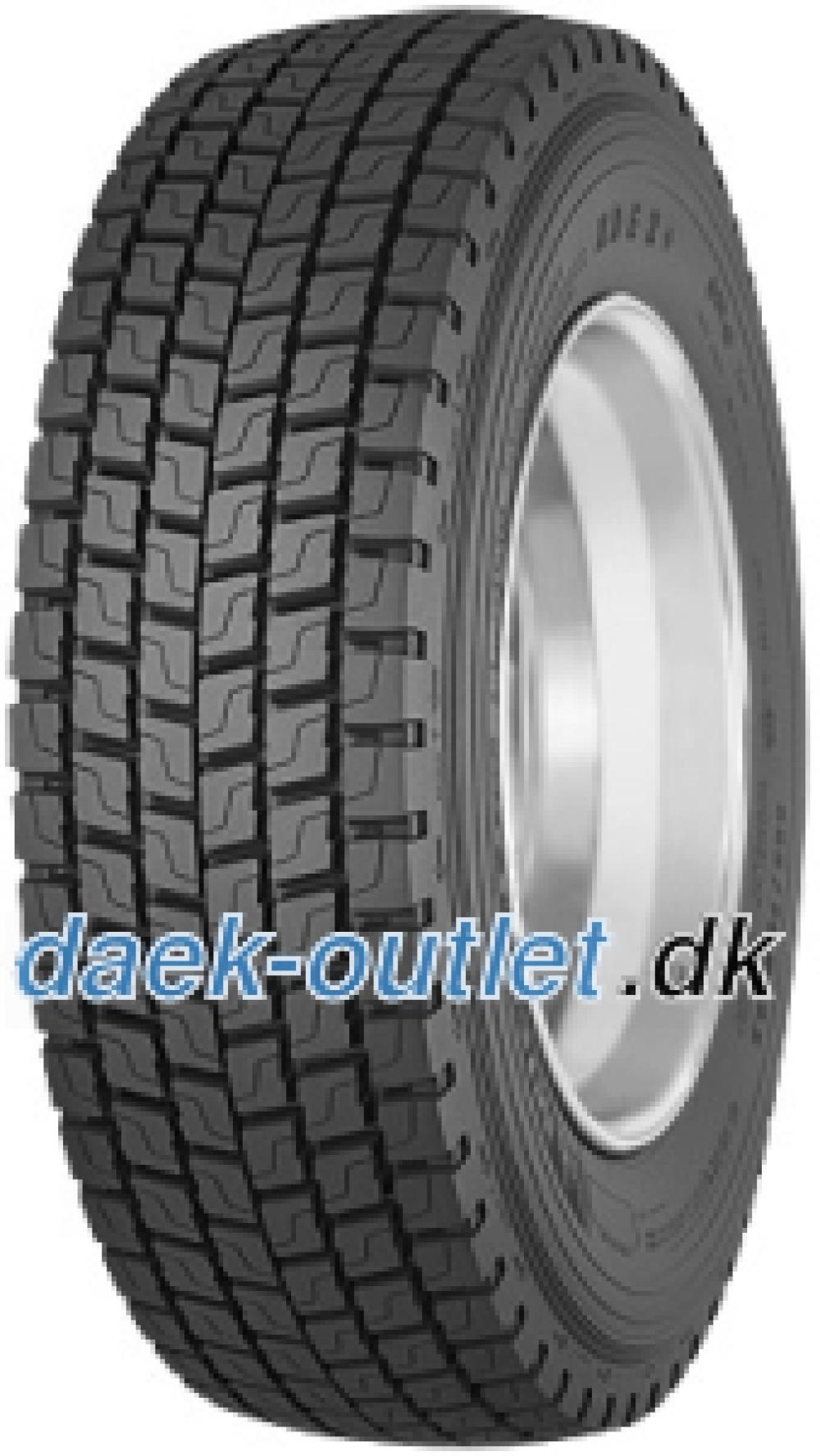 Michelin XDE 2+ ( 315/80 R22.5 156/150L , Dobbelt mærkning 154/150M )
