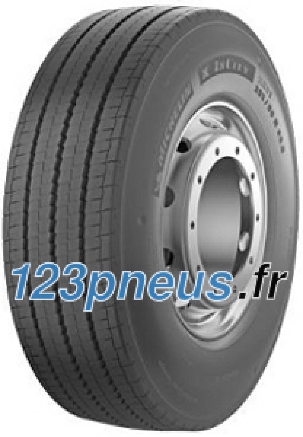 Michelin X Incity Xzu 3+