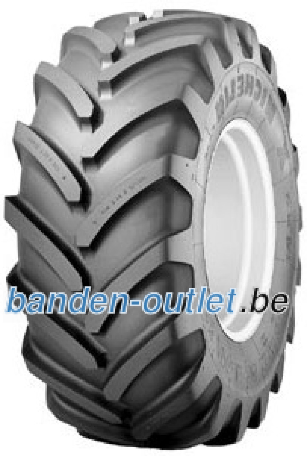 Michelin XM47 ( 425/75 R20 148G TL Dubbel merk 16.5/75 R20 )