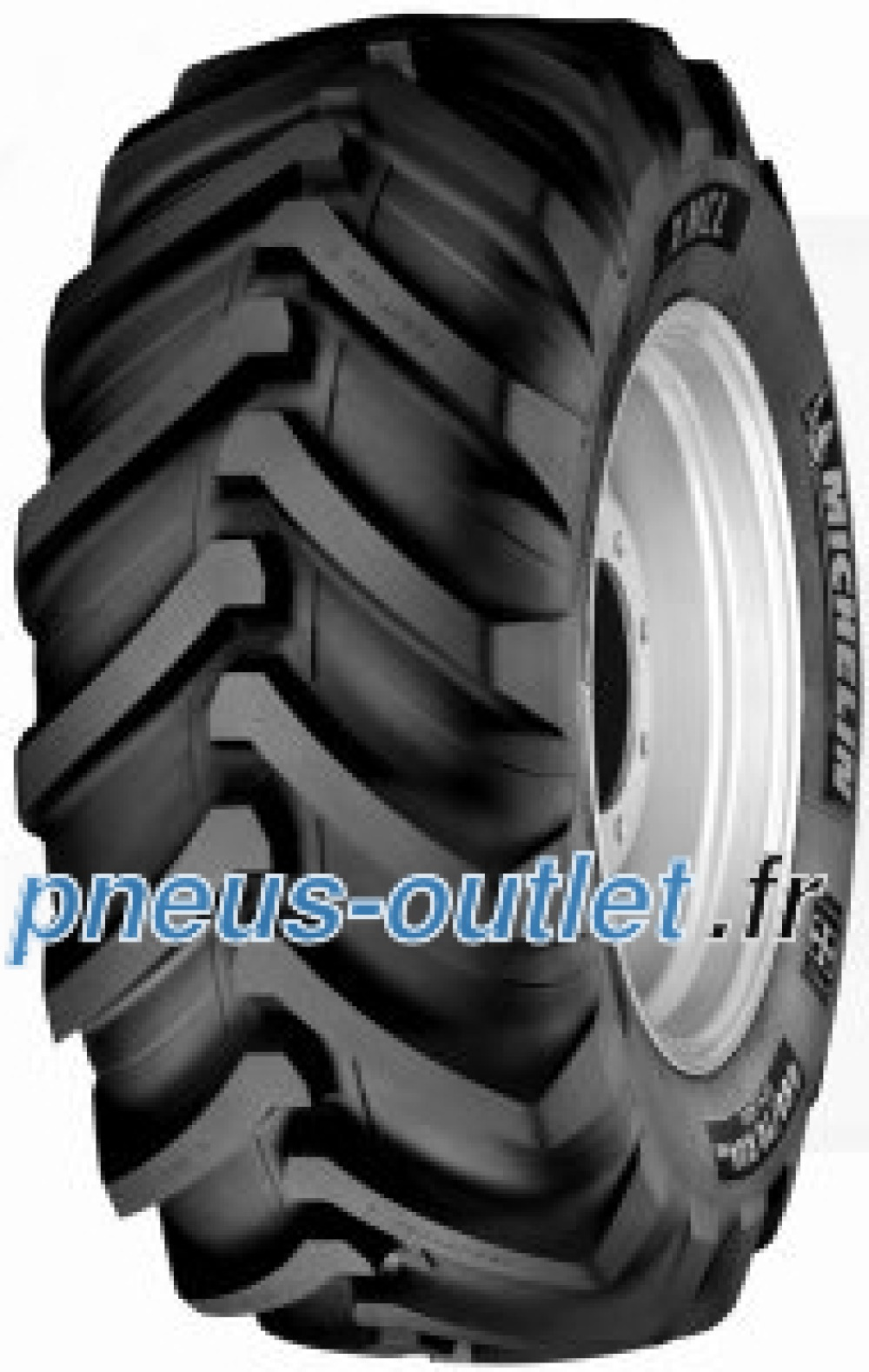 Michelin XMCL ( 440/80 R24 161A8 TL Double marquage 16.9 R24 161B )