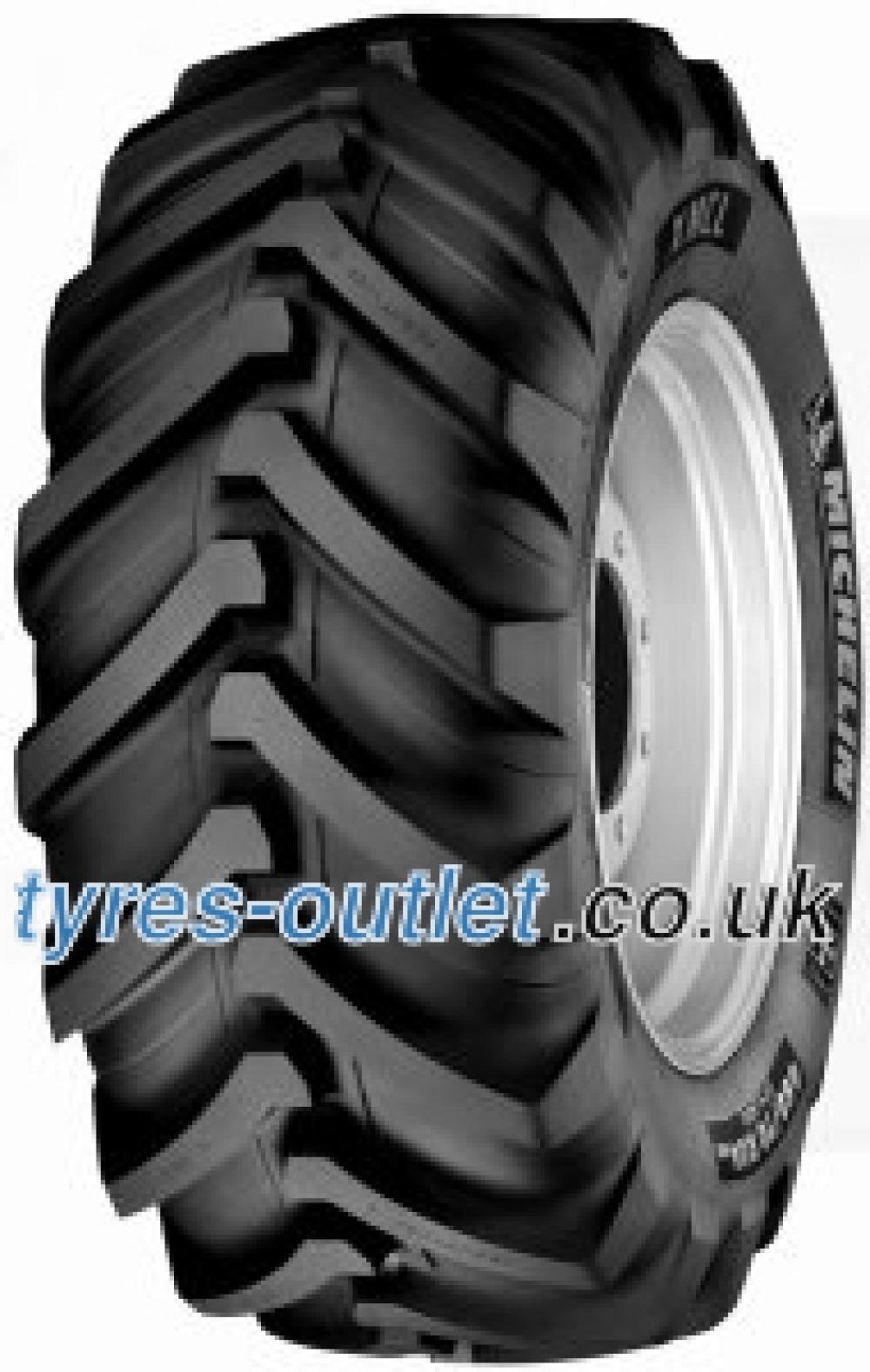 Michelin XMCL ( 340/80 R18 143A8 TL Dual Branding 12.5/80 R18 143B )