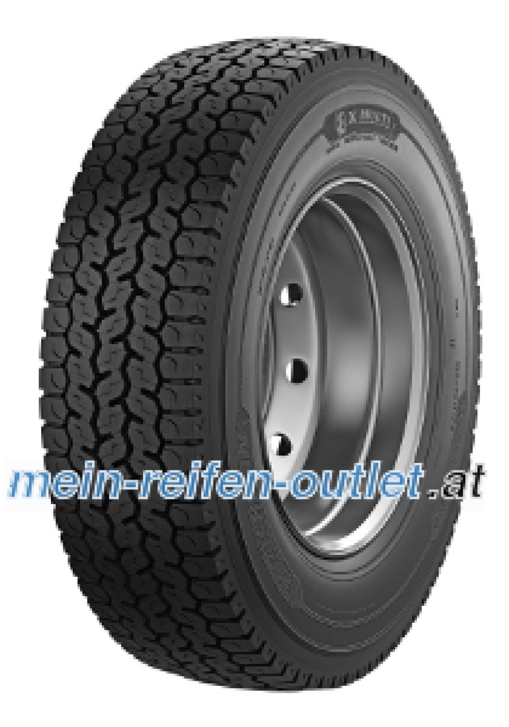 Michelin X Multi D ( 265/70 R19.5 140/138M )