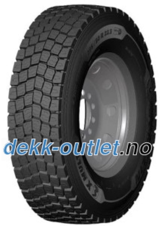 Michelin X Multi D ( 245/70 R19.5 136/134M dobbel merking 136/135J, Doppelkennung 13 )