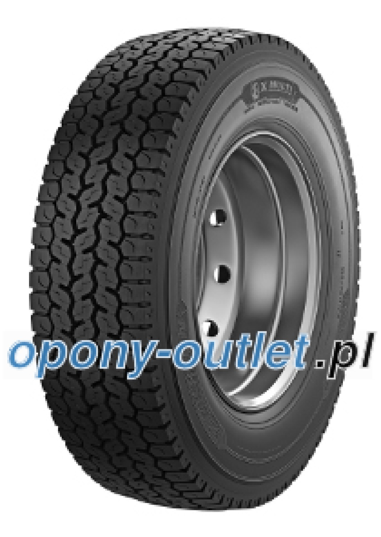 Michelin X Multi D ( 285/70 R19.5 146/144L podwójnie oznaczone 145/143M )