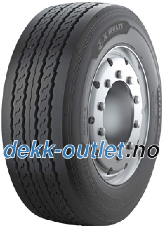 Michelin X Multi T ( 385/55 R22.5 160K dobbel merking 158L )