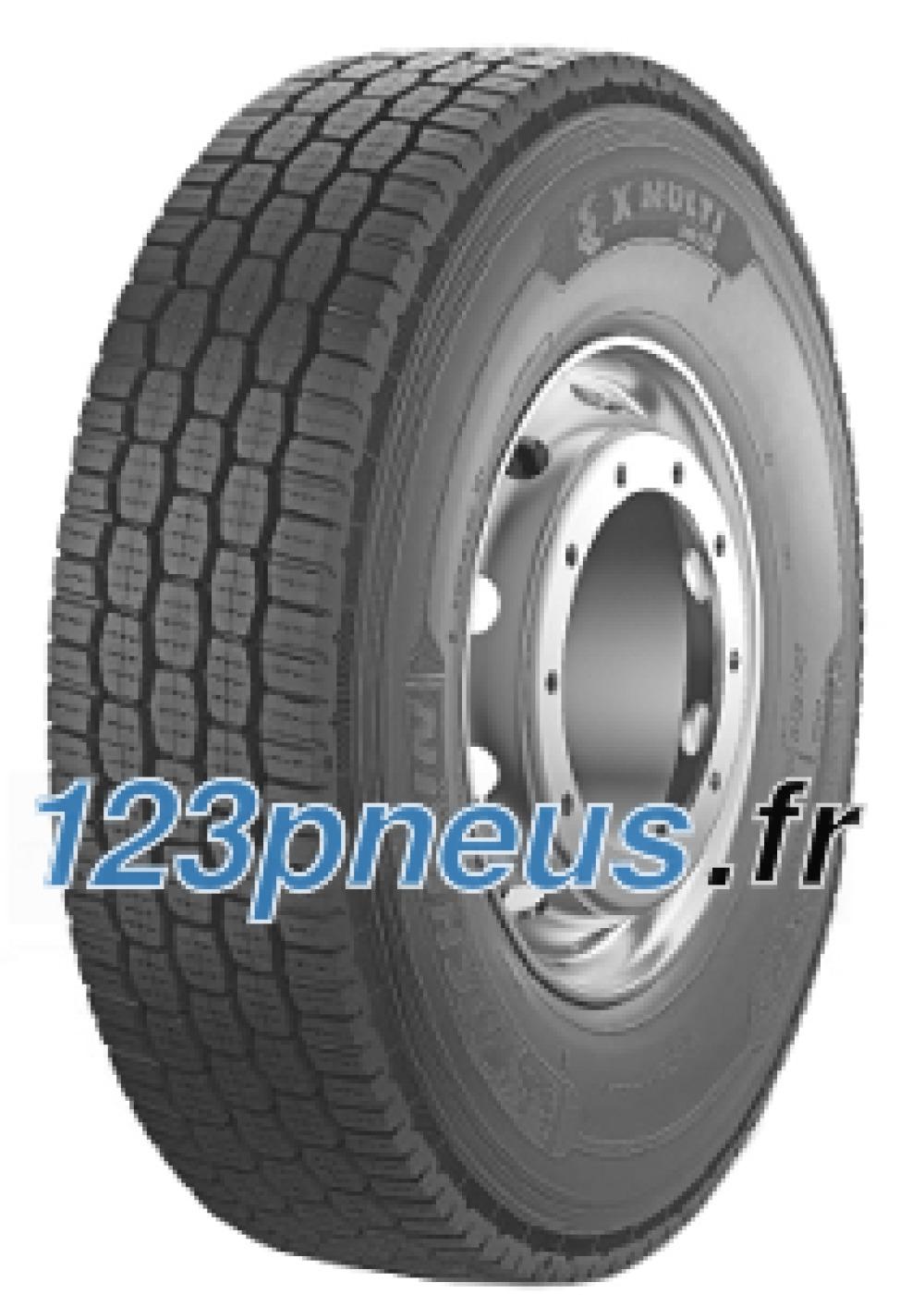 Michelin X Multi Winter Z