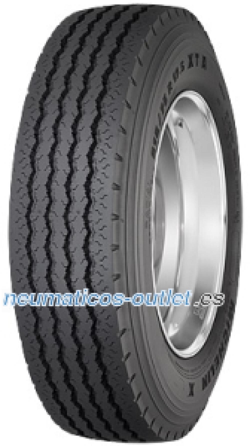Michelin XTA ( 7.50 R15 135/133G 10PR doble marcado 13, Doppelkennung 133/132J )