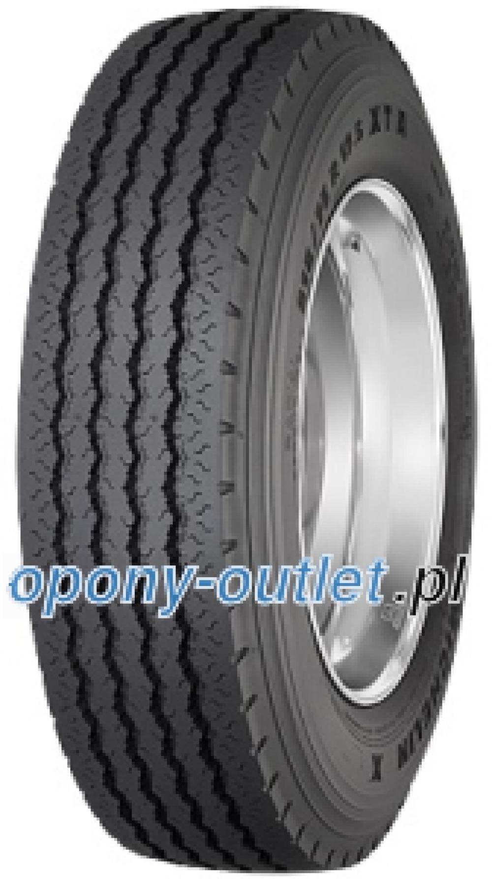 Michelin XTA ( 8.25 R15 143/141G 18PR podwójnie oznaczone 141/140J )