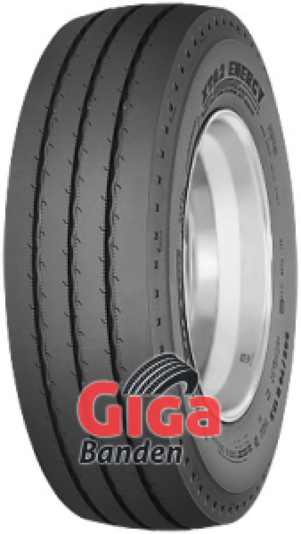 Michelin XTA 2+ Energy ( 445/45 R19.5 160J )
