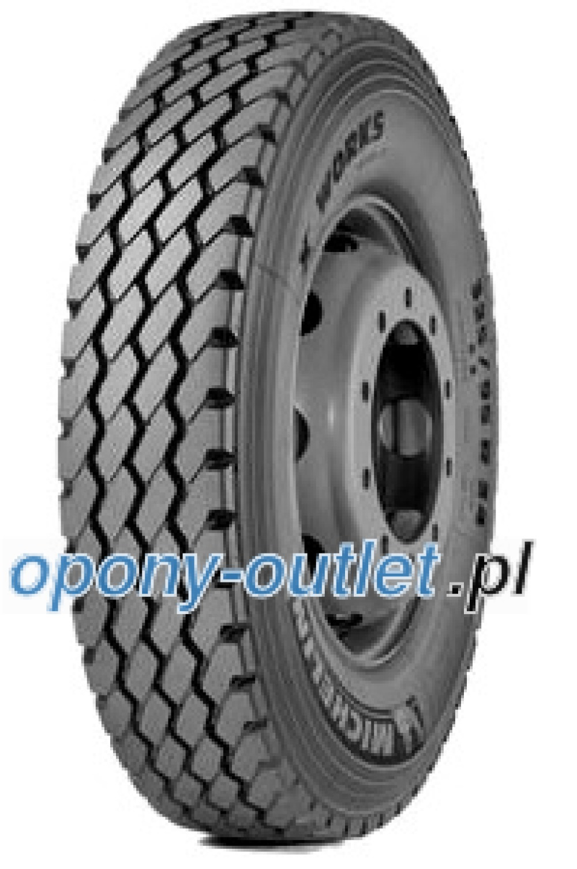 Michelin X Works XZY ( 315/80 R22.5 156/150K )
