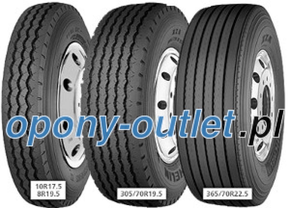 Michelin XZA ( 10 R17.5 134/132L 16PR )
