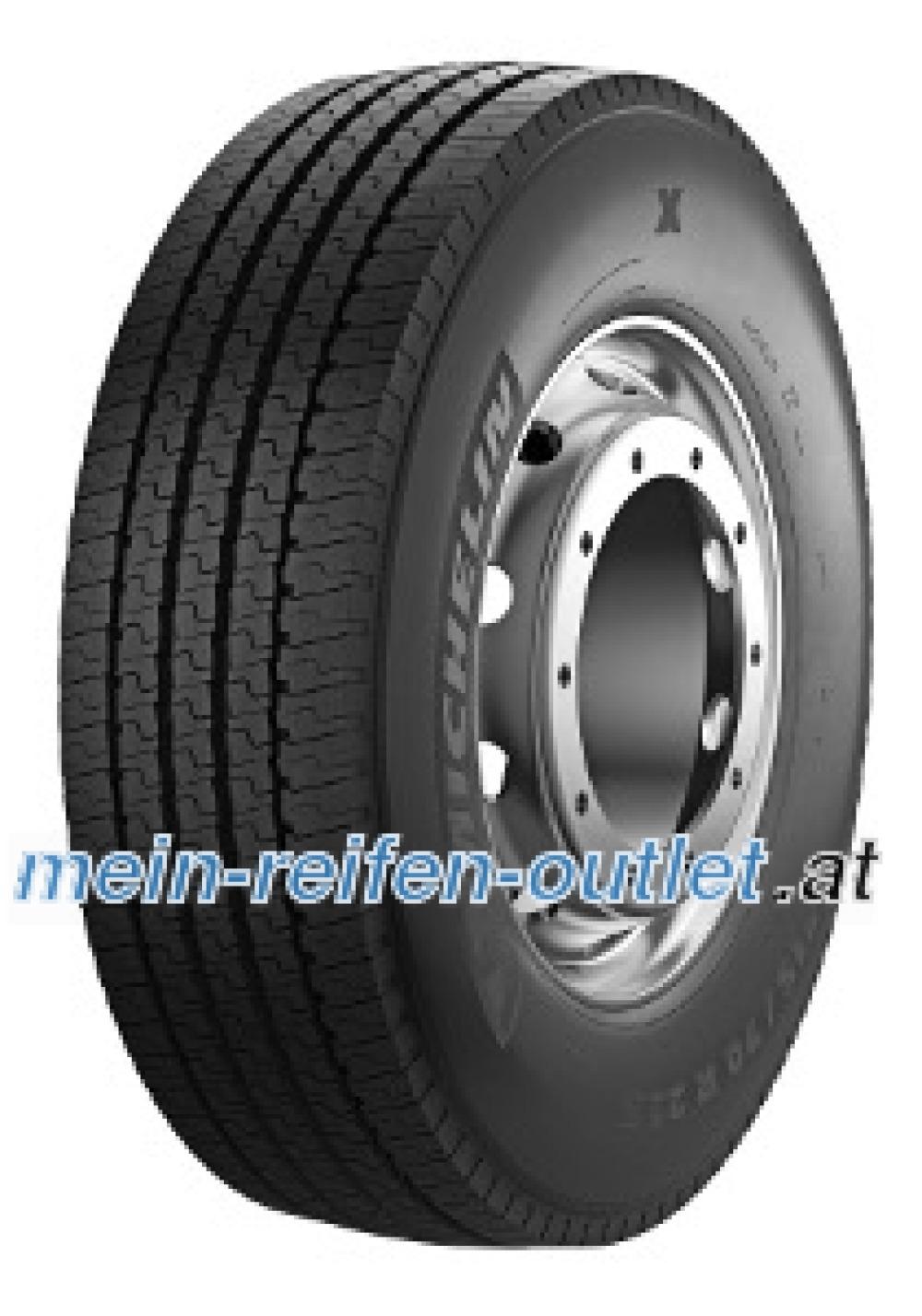 Michelin XZE 2+ ( 12 R22.5 152/148L )