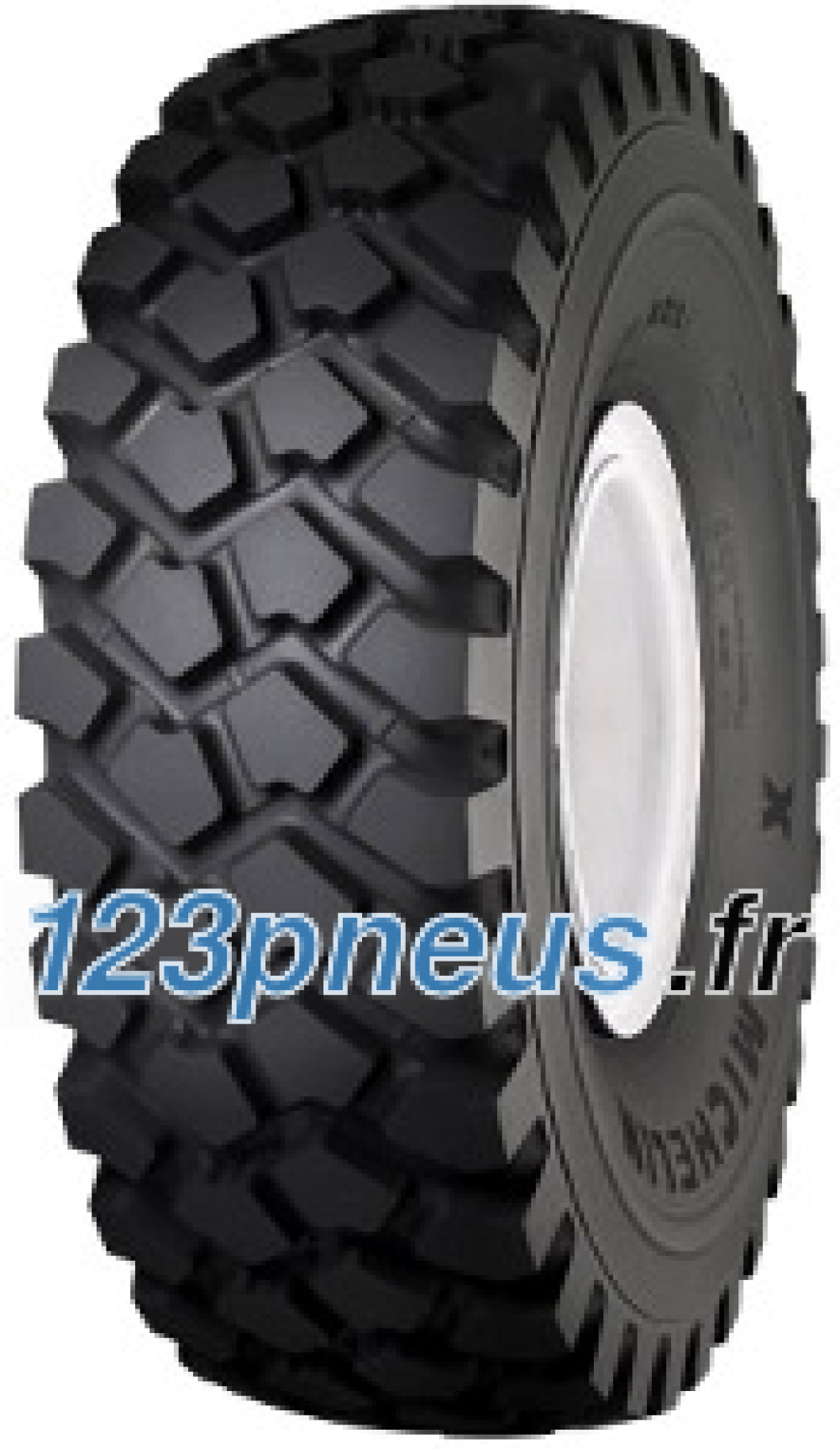 Michelin X Force Xzl +