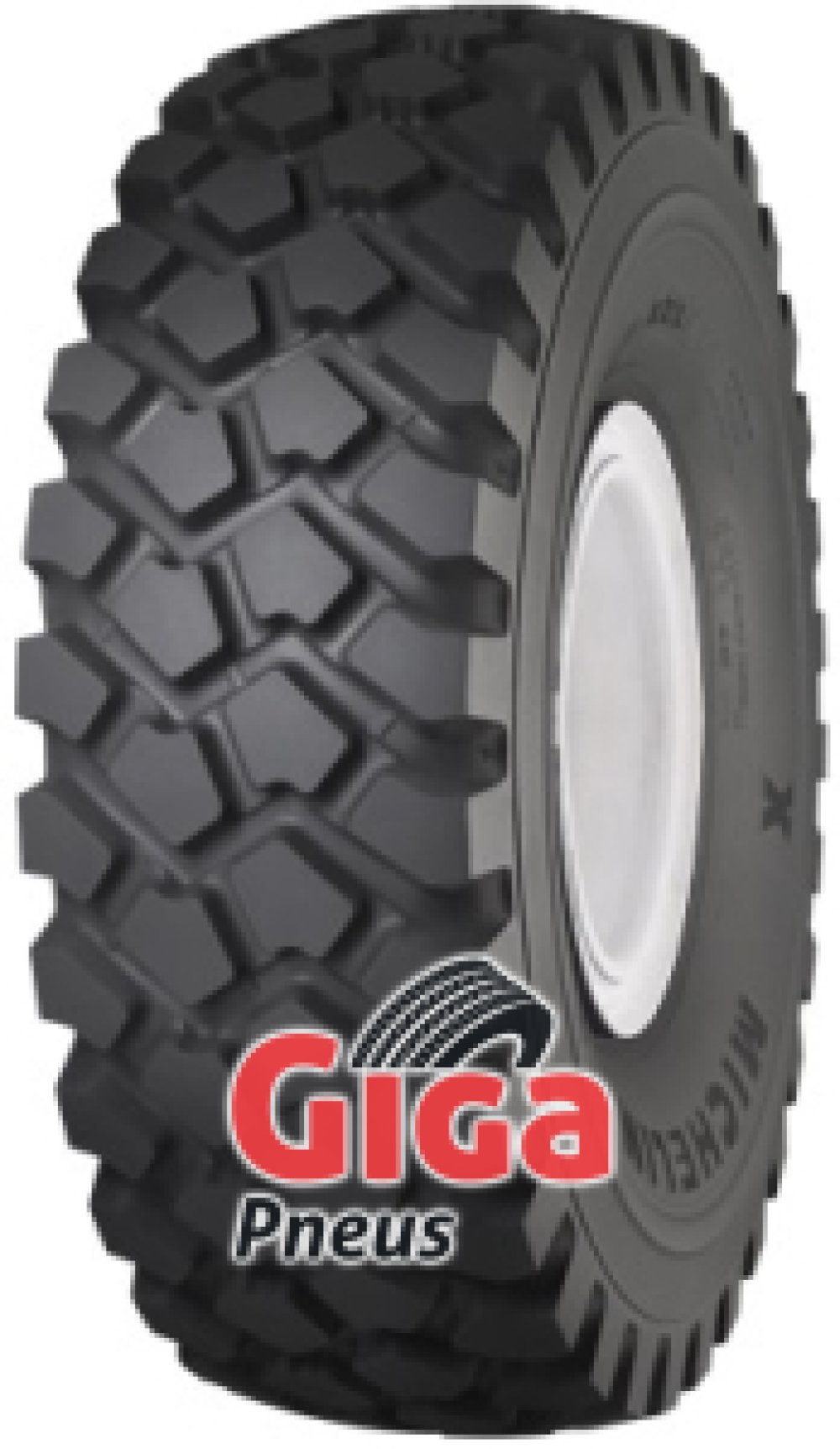 Michelin X Force XZL ( 365/85 R20 164G Double marquage 13.00R20 )