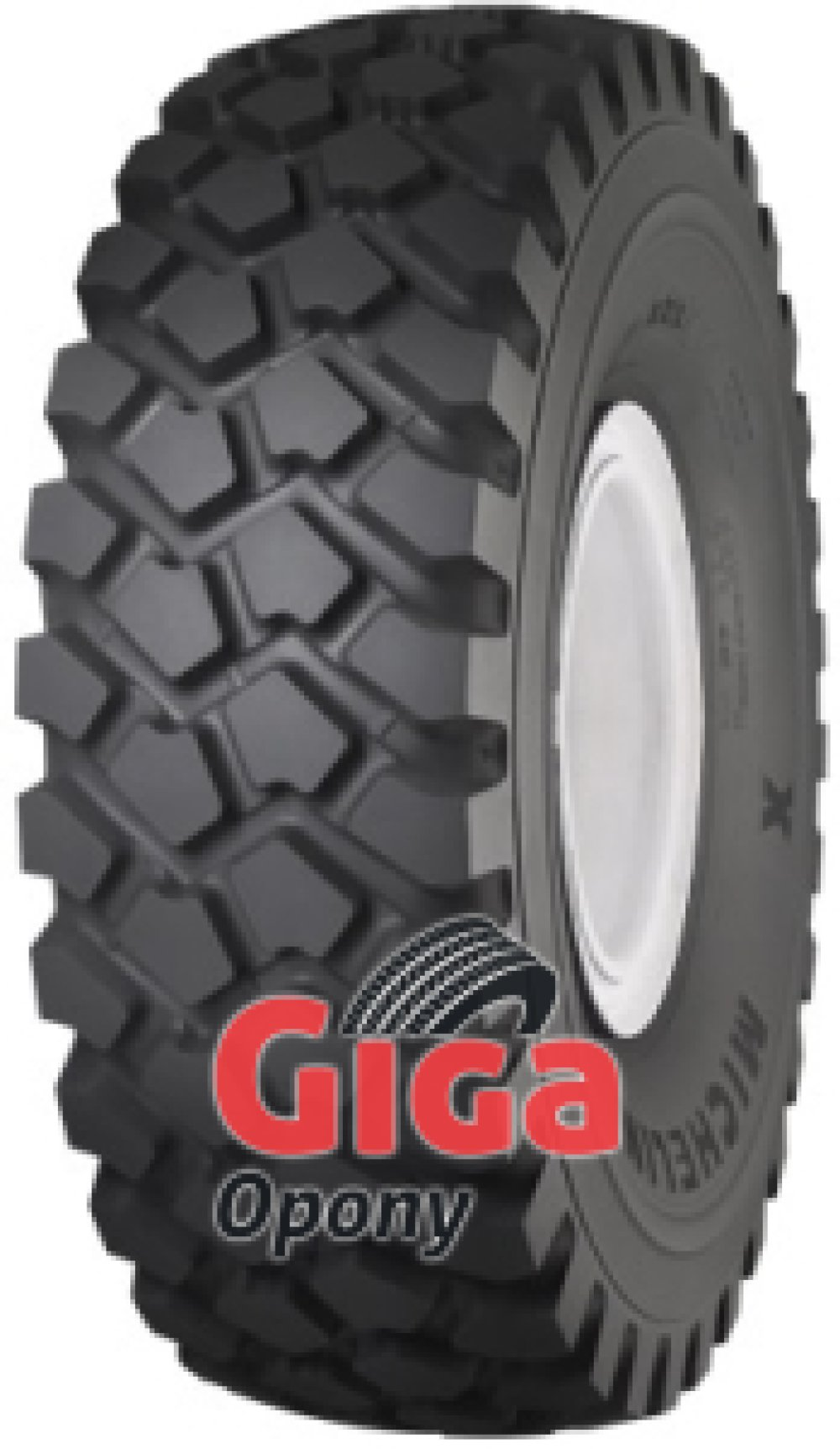 Michelin X Force XZL ( 255/100 R16 126/124K podwójne oznaczenie 9.00R16 134J )