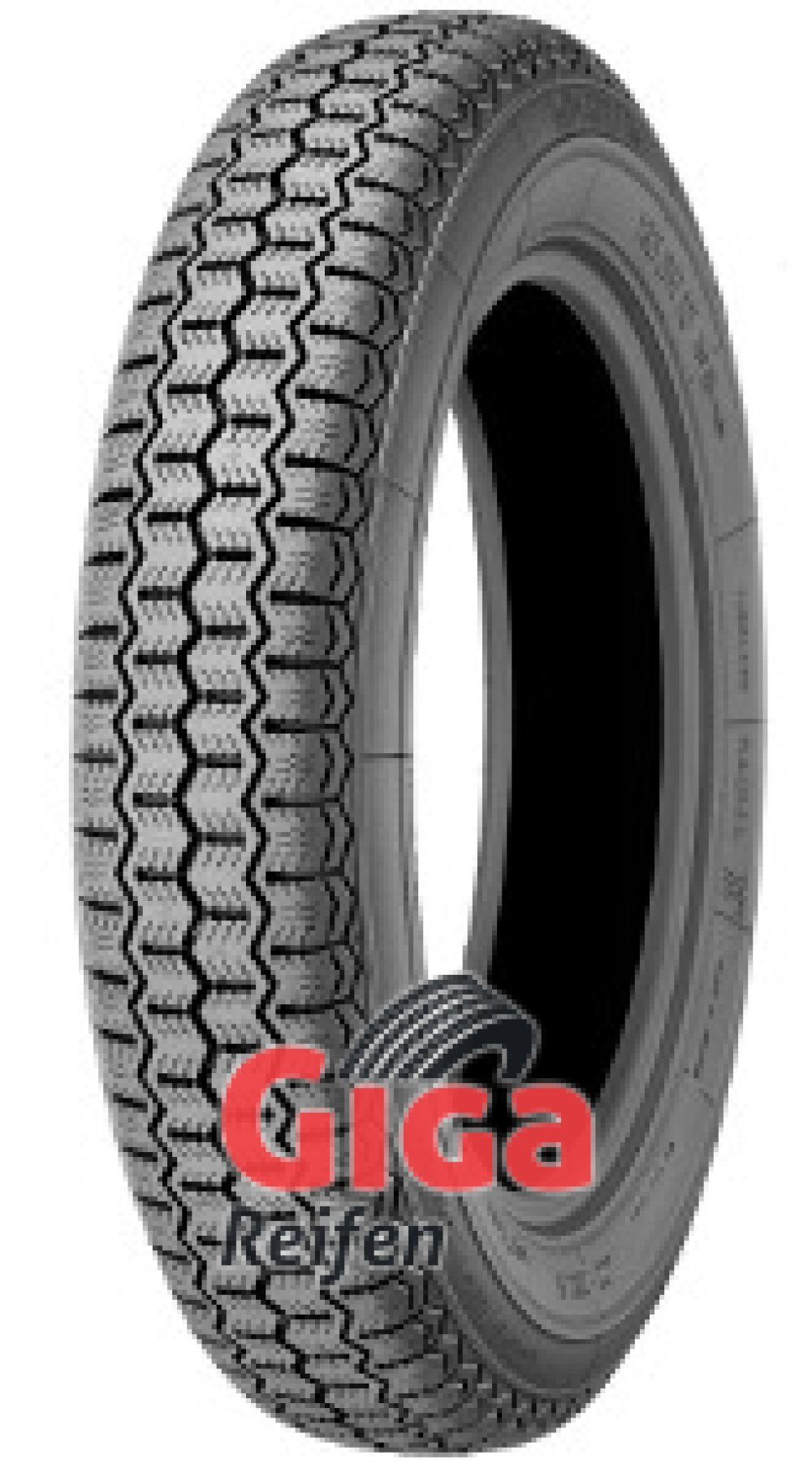Michelin Collection ZX ( 135 SR15 72S WW 20mm )
