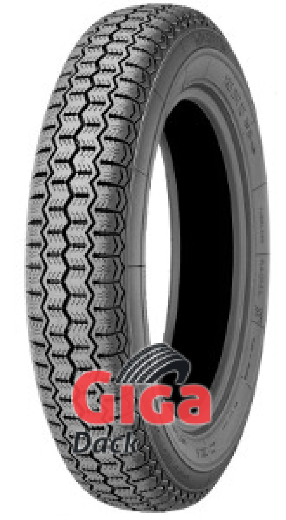 Michelin Collection ZX ( 6.40/7.00 SR13 87S WW 40mm )