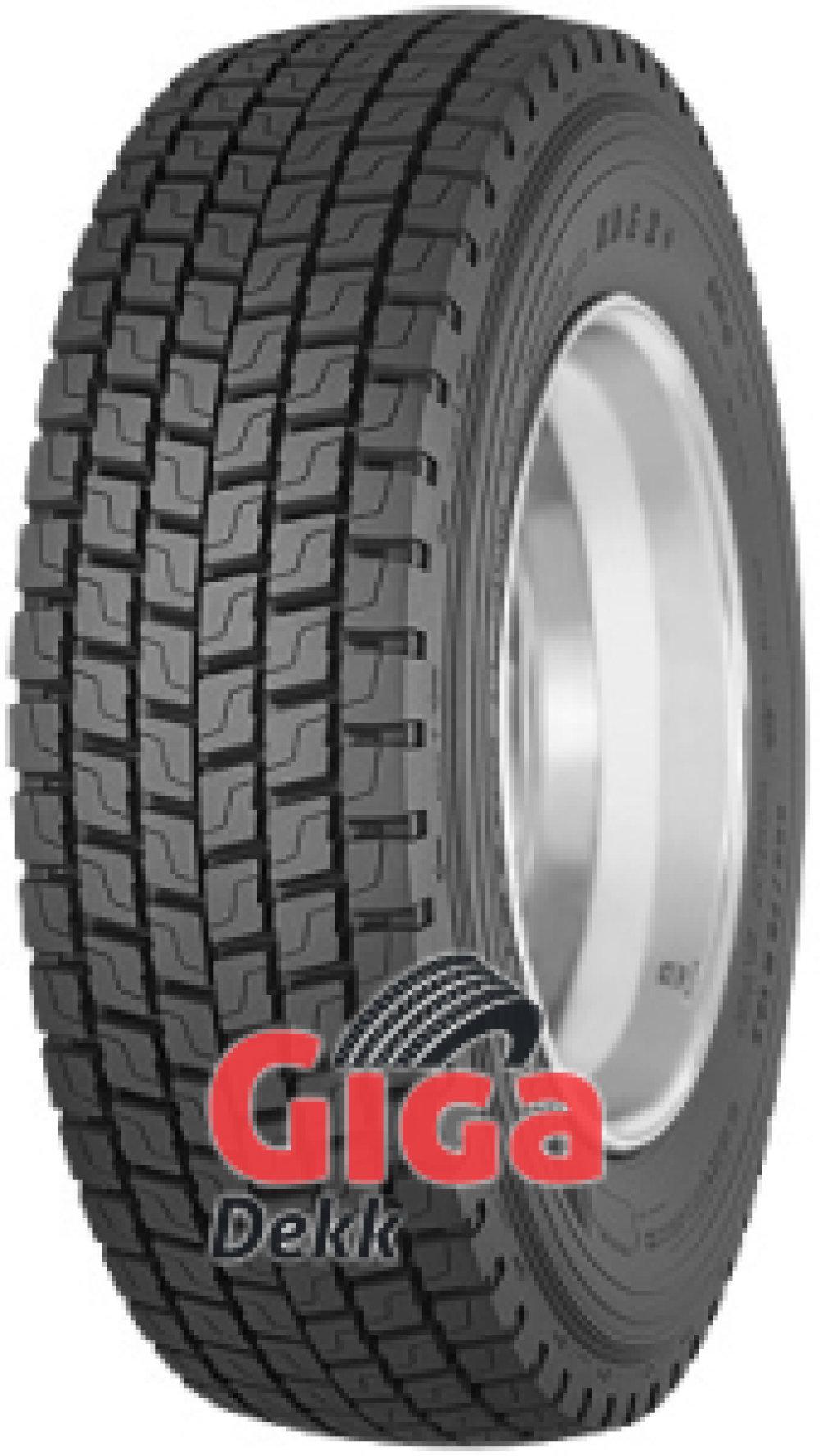 Michelin Remix XDE 2 ( 205/75 R17.5 124/122M regummiert )