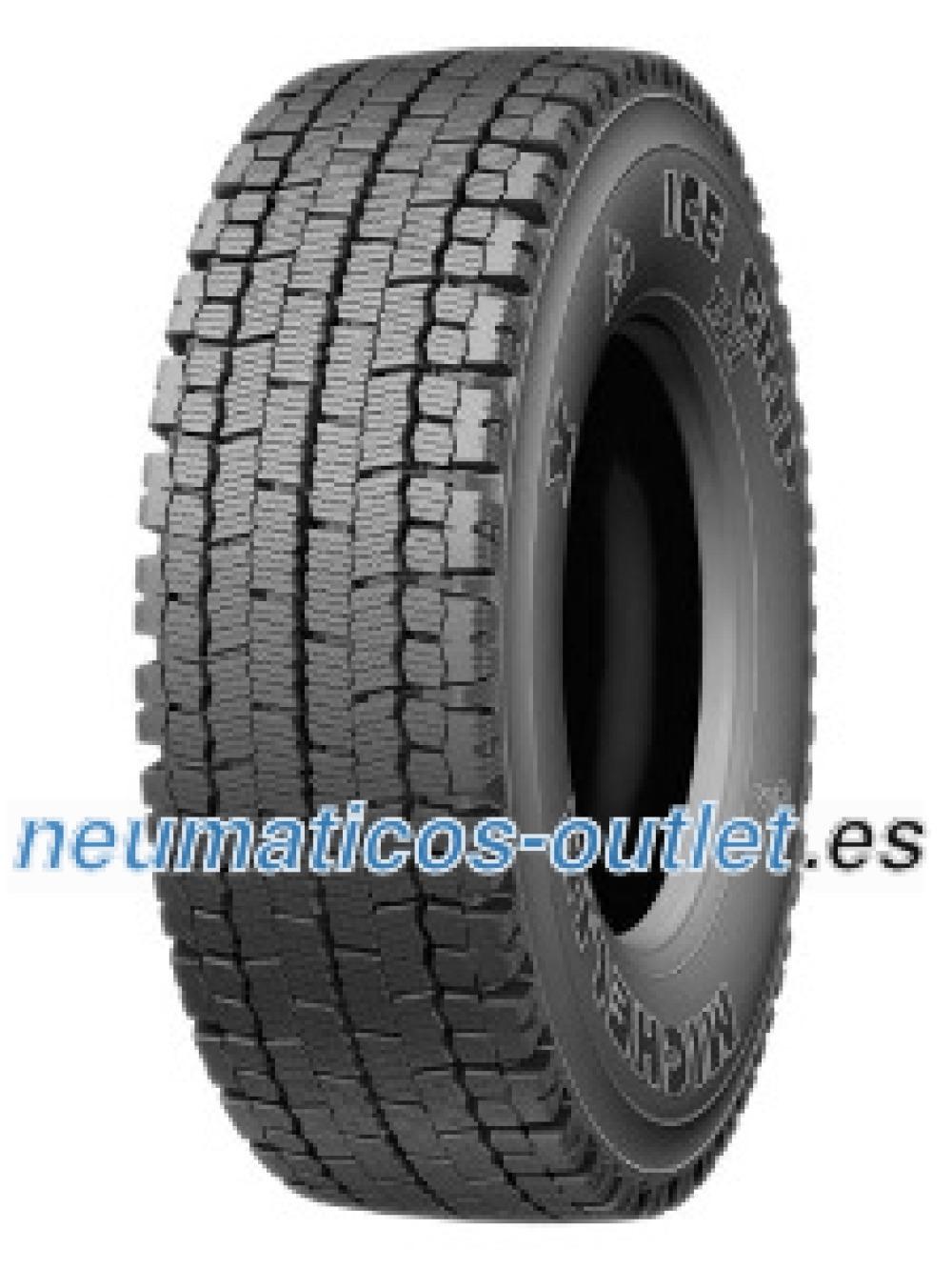 Michelin Remix XDW Ice Grip ( 315/80 R22.5 , recauchutados )