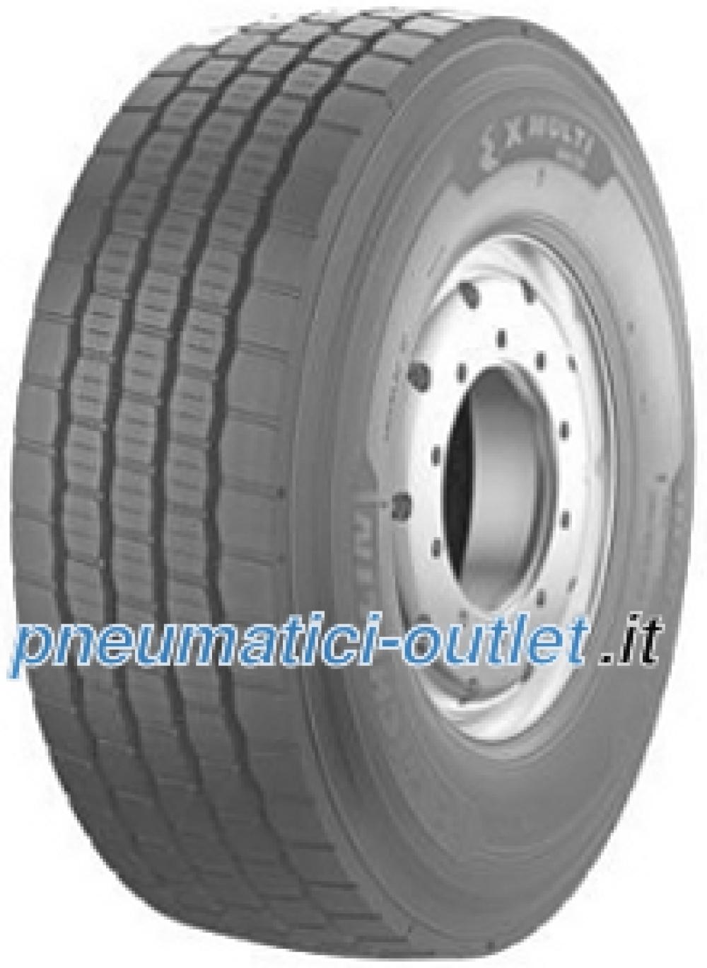 Michelin Remix X MULTI WINTER T ( 385/55 R22.5 160K , rinnovati )