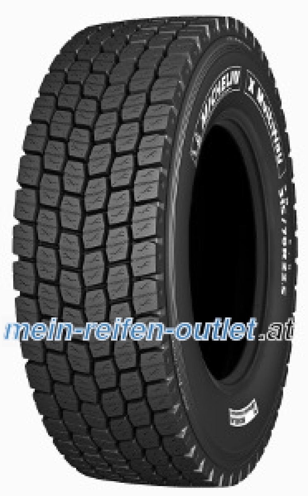 Michelin Remix X Multiway XD ( 295/60 R22.5 150/147K , runderneuert )