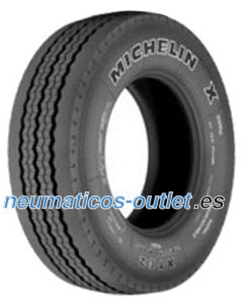 Michelin Remix XTE 2+ ( 235/75 R17.5 143/141J recauchutados )