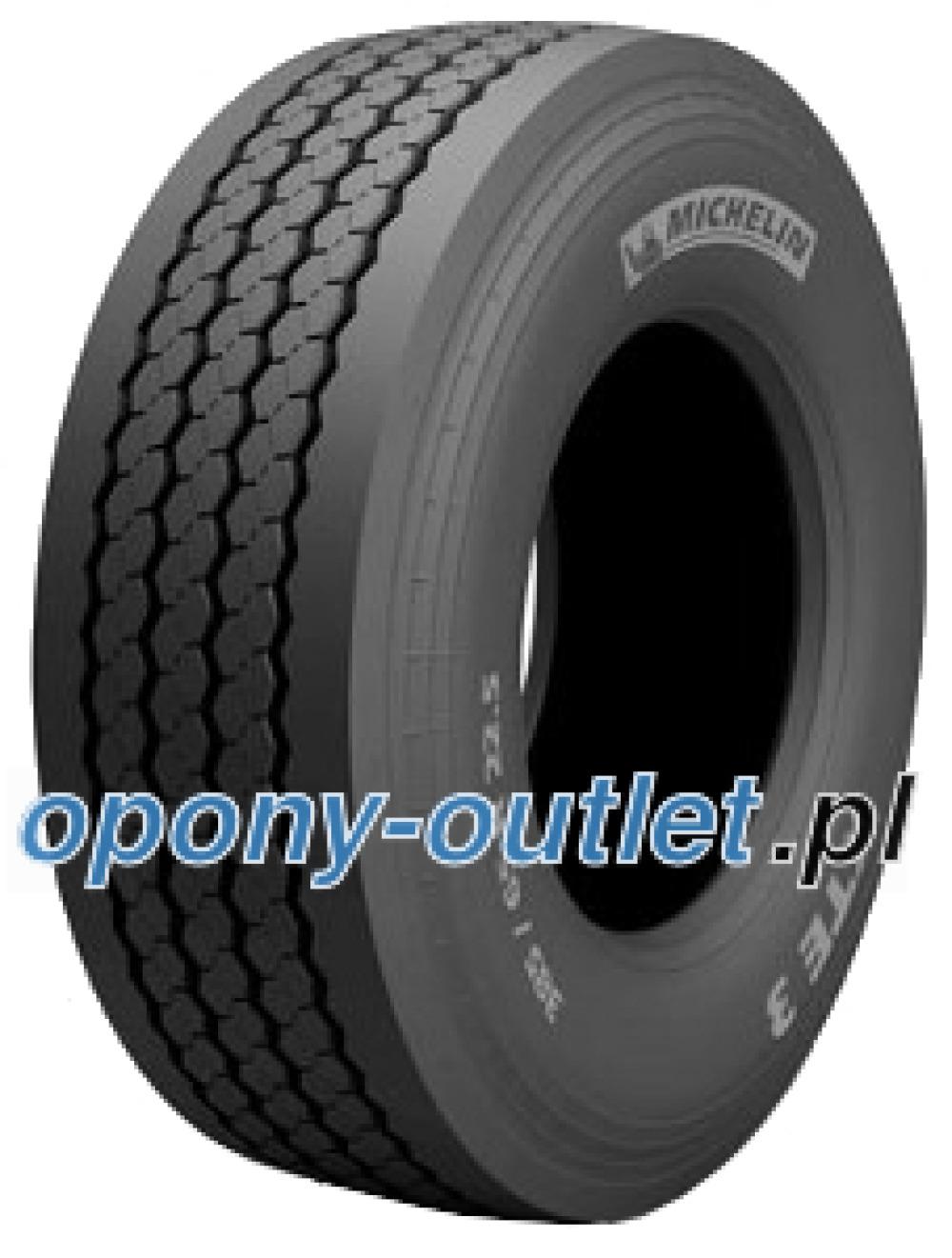 Michelin Remix XTE 3 ( 385/65 R22.5 160J bieżnikowane, podwójnie oznaczone 158L )