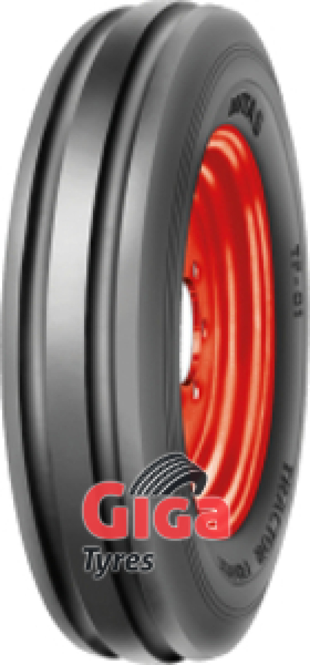 Mitas TF01 ( 6.00 -16 88A6 6PR TT Dual Branding 80A8 )