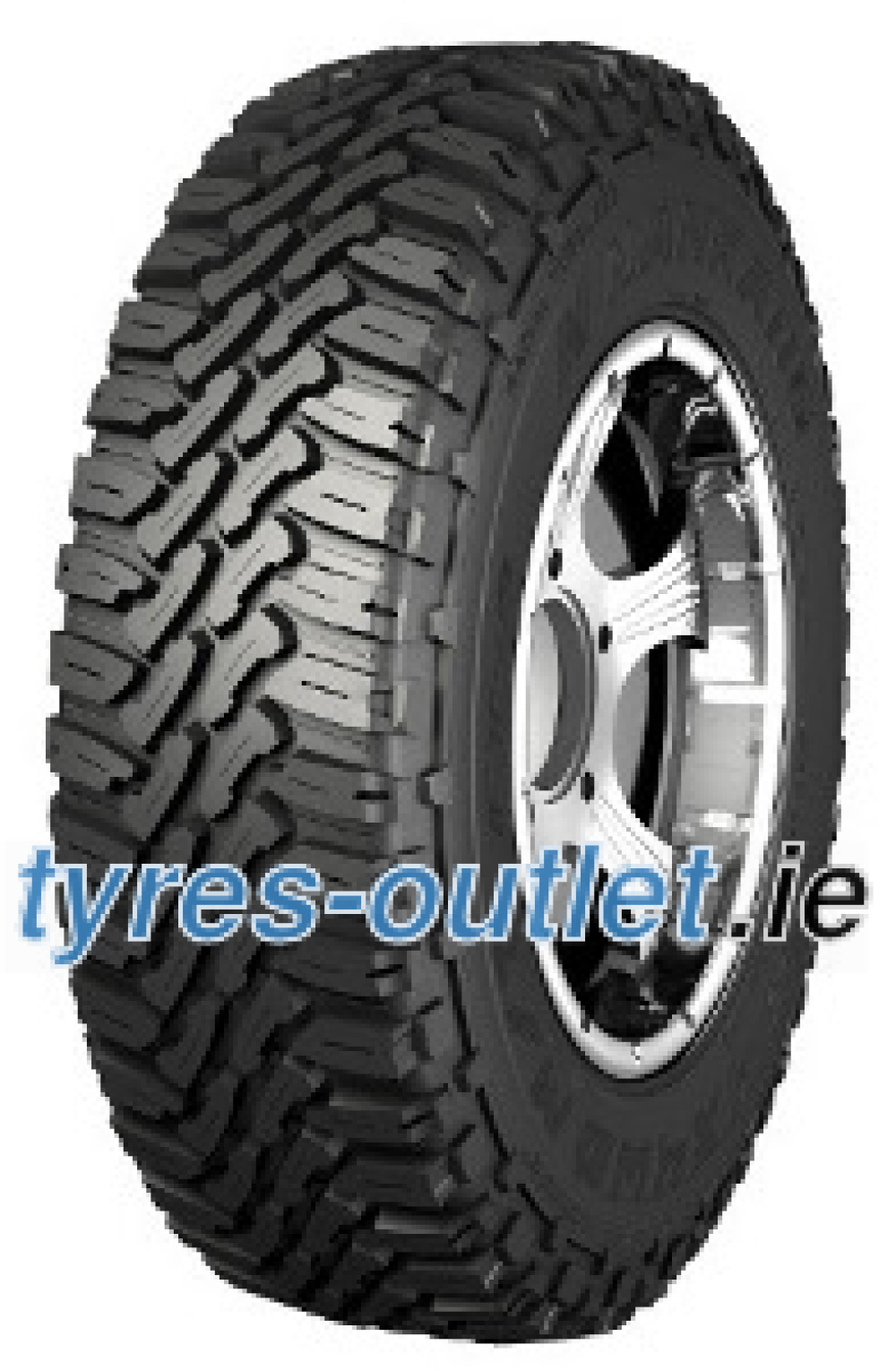 Nankang FT-9 M/T ( LT37x12.50 R15 118L ,POR,with rim protection (MFS) )
