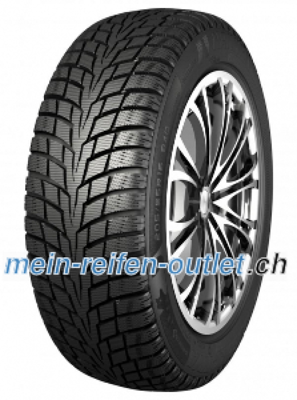 Nankang Ice Activa Ice-1 ( 215/60 R17 100Q XL , Nordic compound )