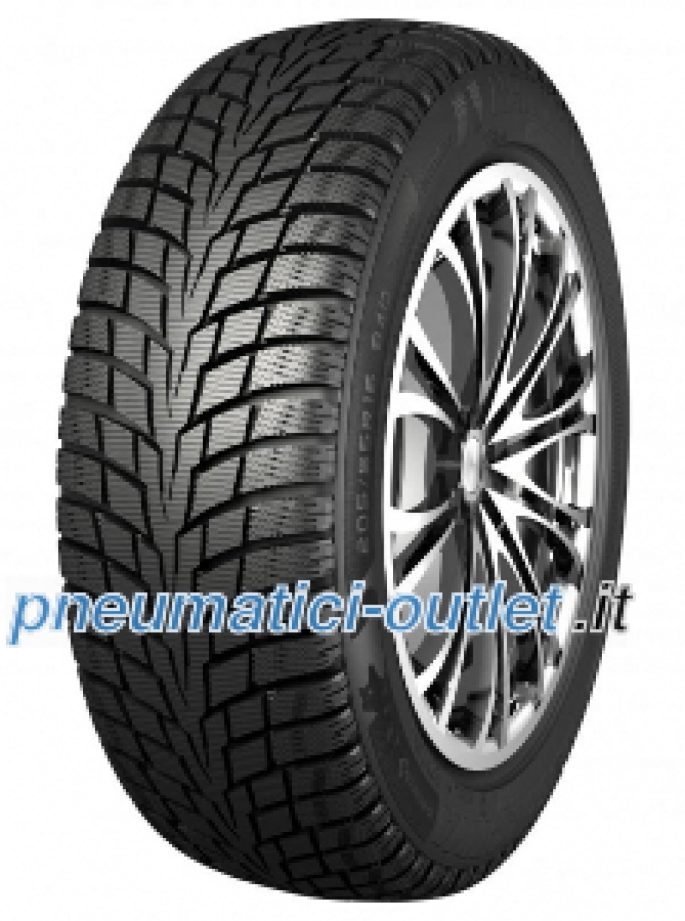 Nankang Ice Activa Ice-1 ( 185/60 R15 88Q XL , Nordic compound )