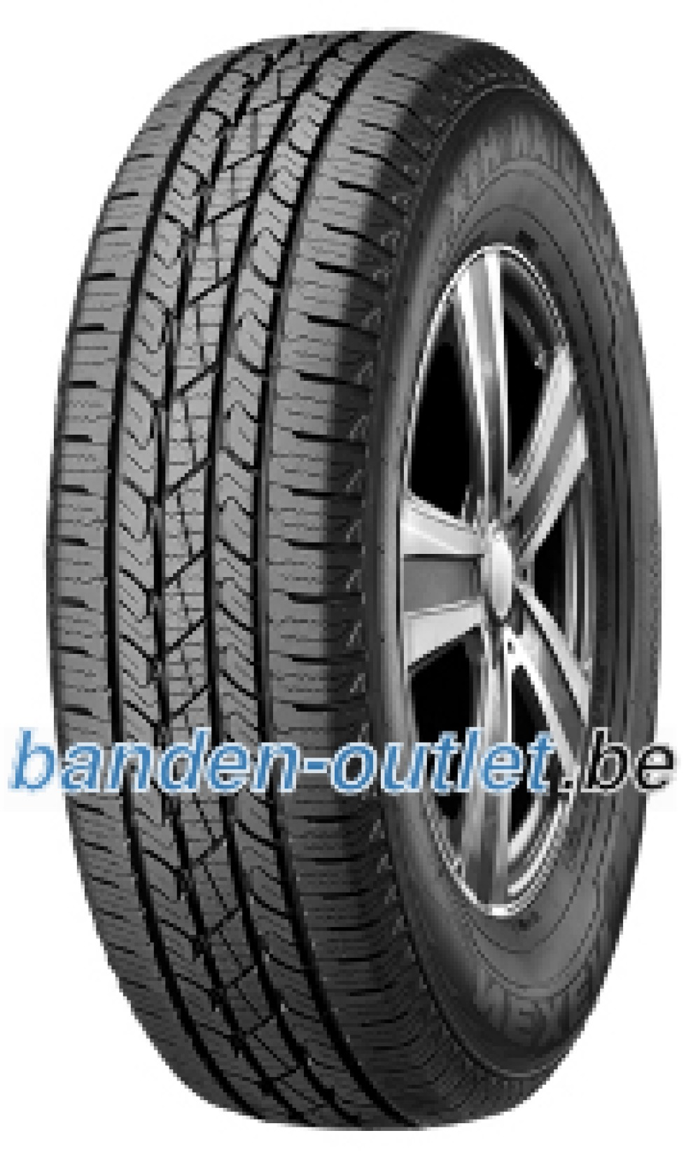Nexen Roadian HTX RH5 ( 255/70 R16 111S 4PR ROWL )