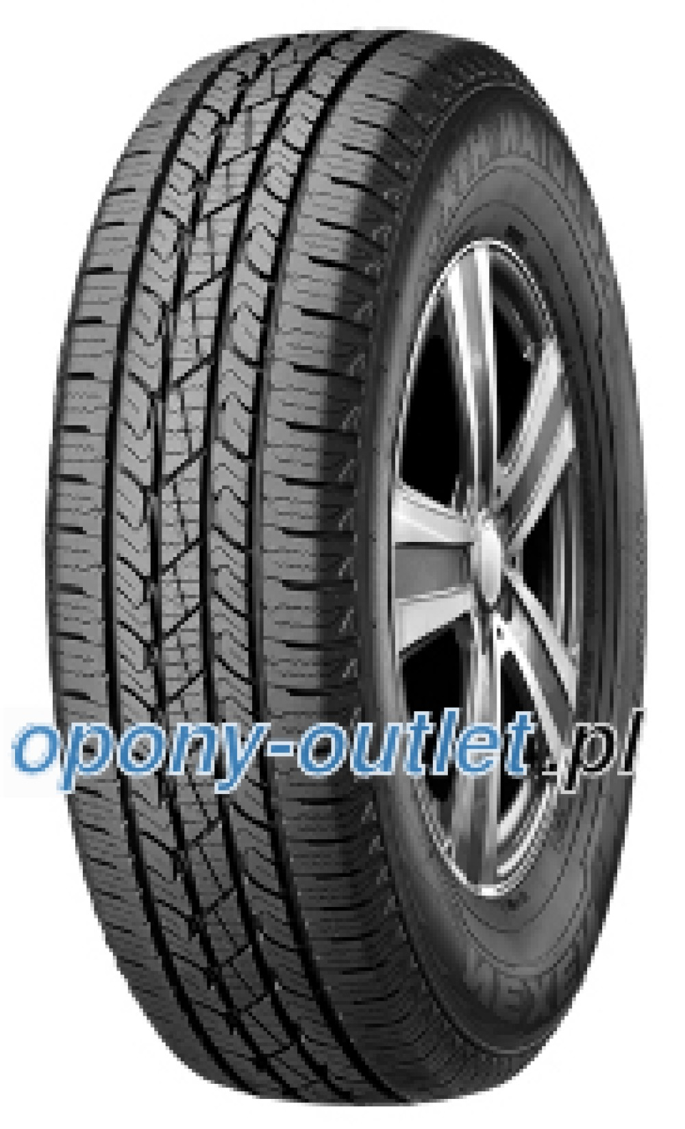 Nexen Roadian HTX RH5 ( LT225/75 R16 115/112Q 10PR )