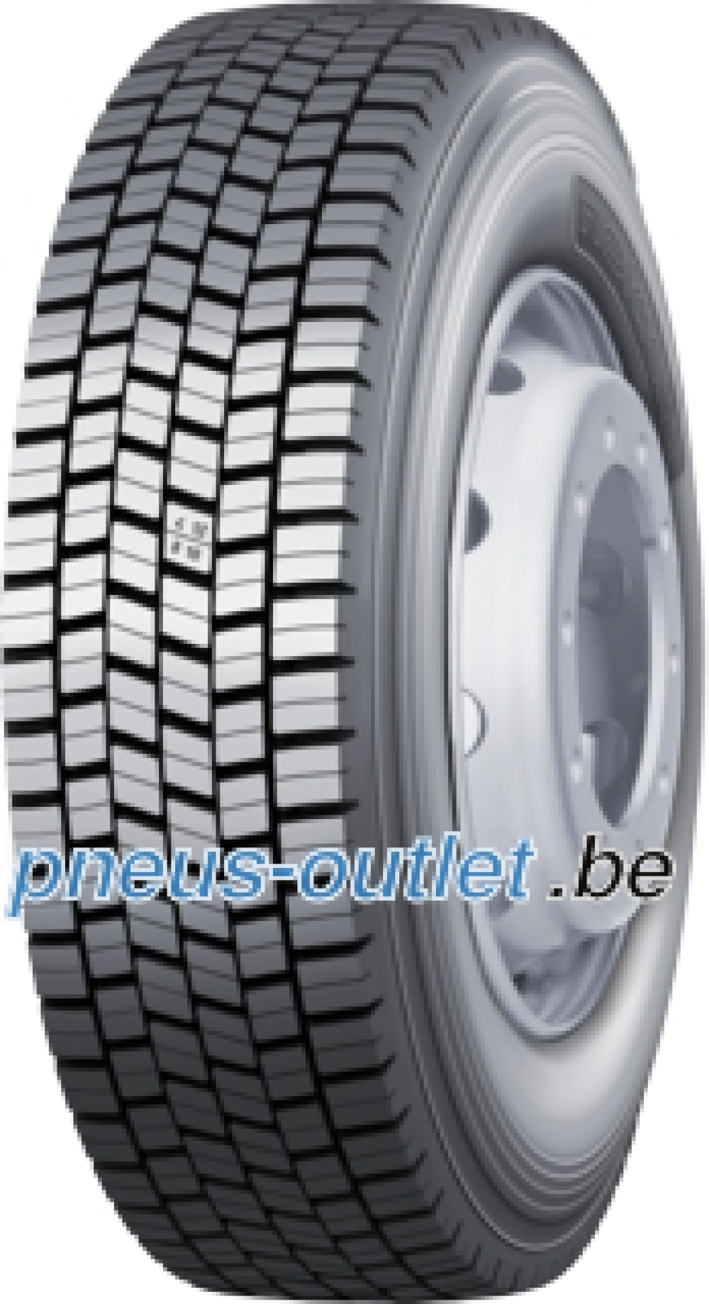 Nokian NTR 45 ( 315/70 R22.5 154/150L Double marquage 152/148M )