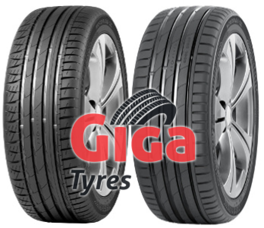 Nokian Nordman SZ ( 225/40 R18 92W XL with rim protection (MFS) )