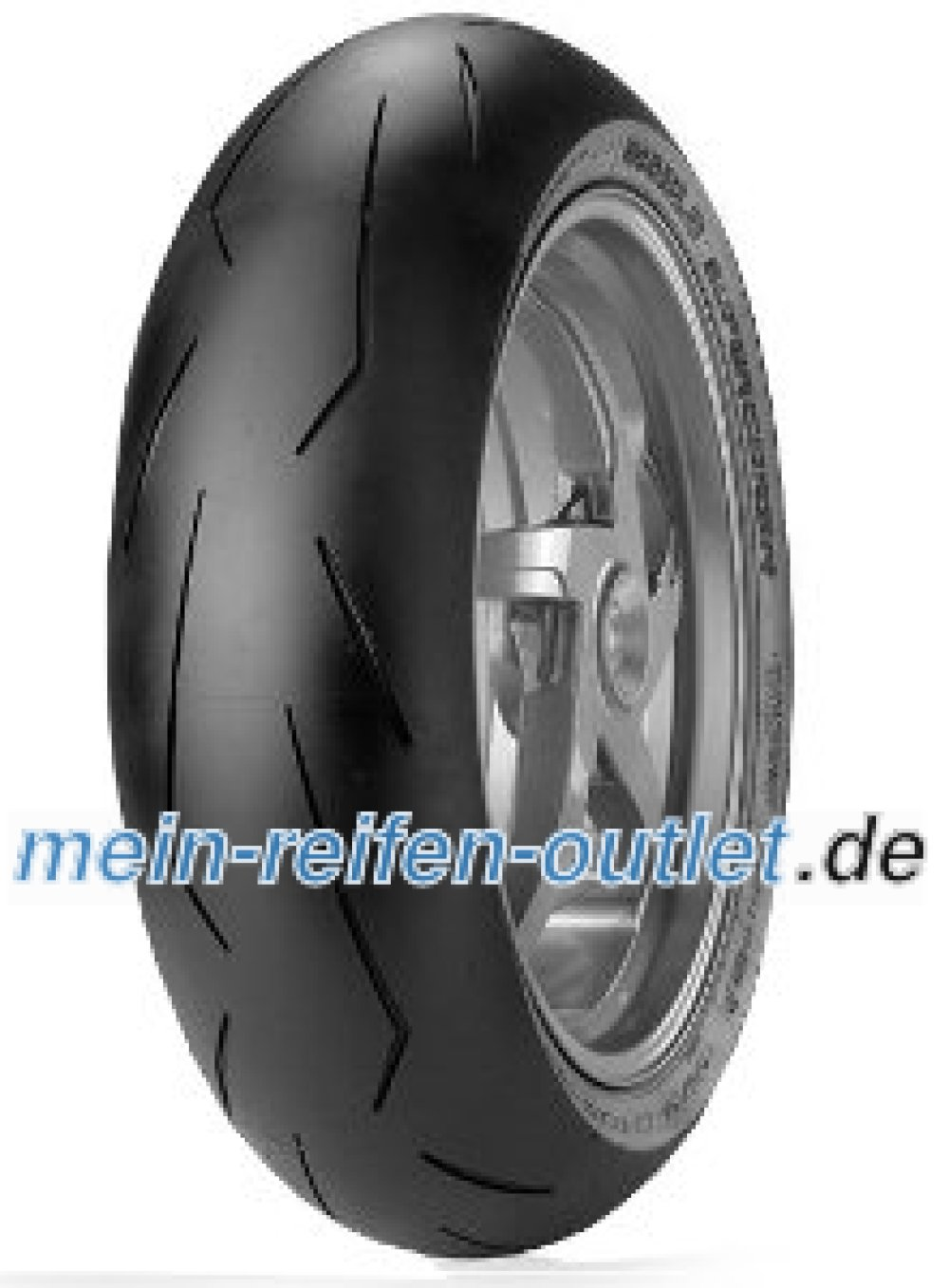 Pirelli Diablo Supercorsa V2 ( 200/55 ZR17 TL 78W Hinterrad, M/C, Mischung SC1 )
