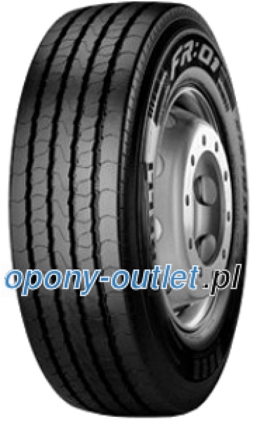 Pirelli FR01s ( 315/70 R22.5 154/150L podwójne oznaczenie 152/148M )