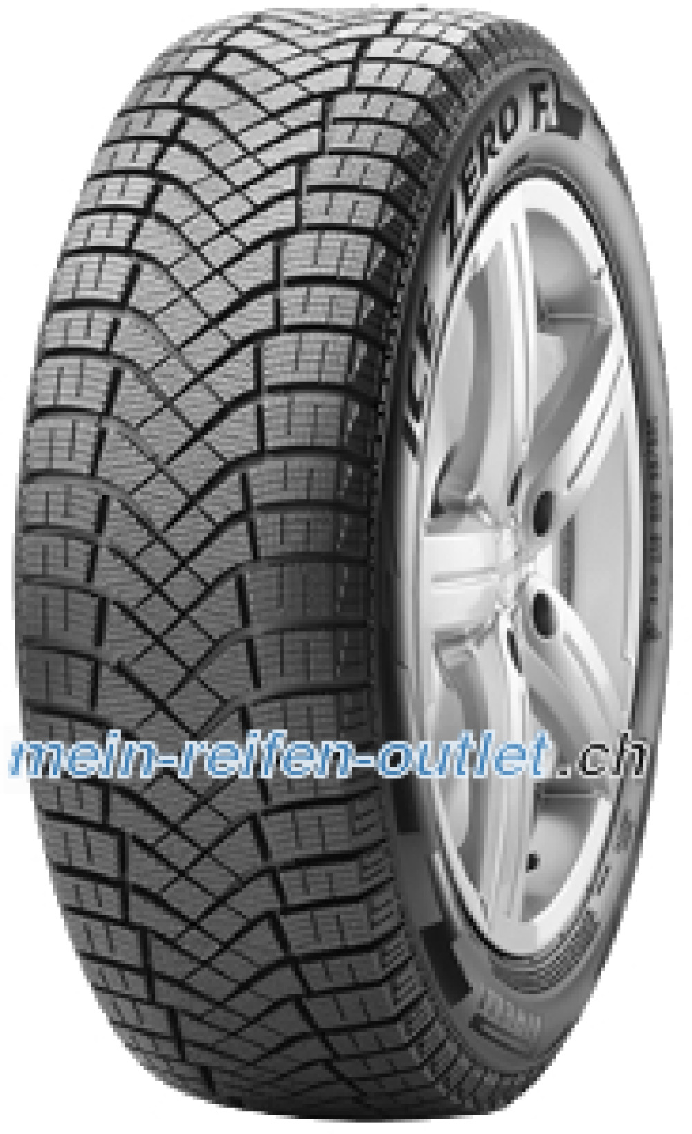 Pirelli Ice Zero FR ( 205/60 R16 92H RF , Nordic compound )