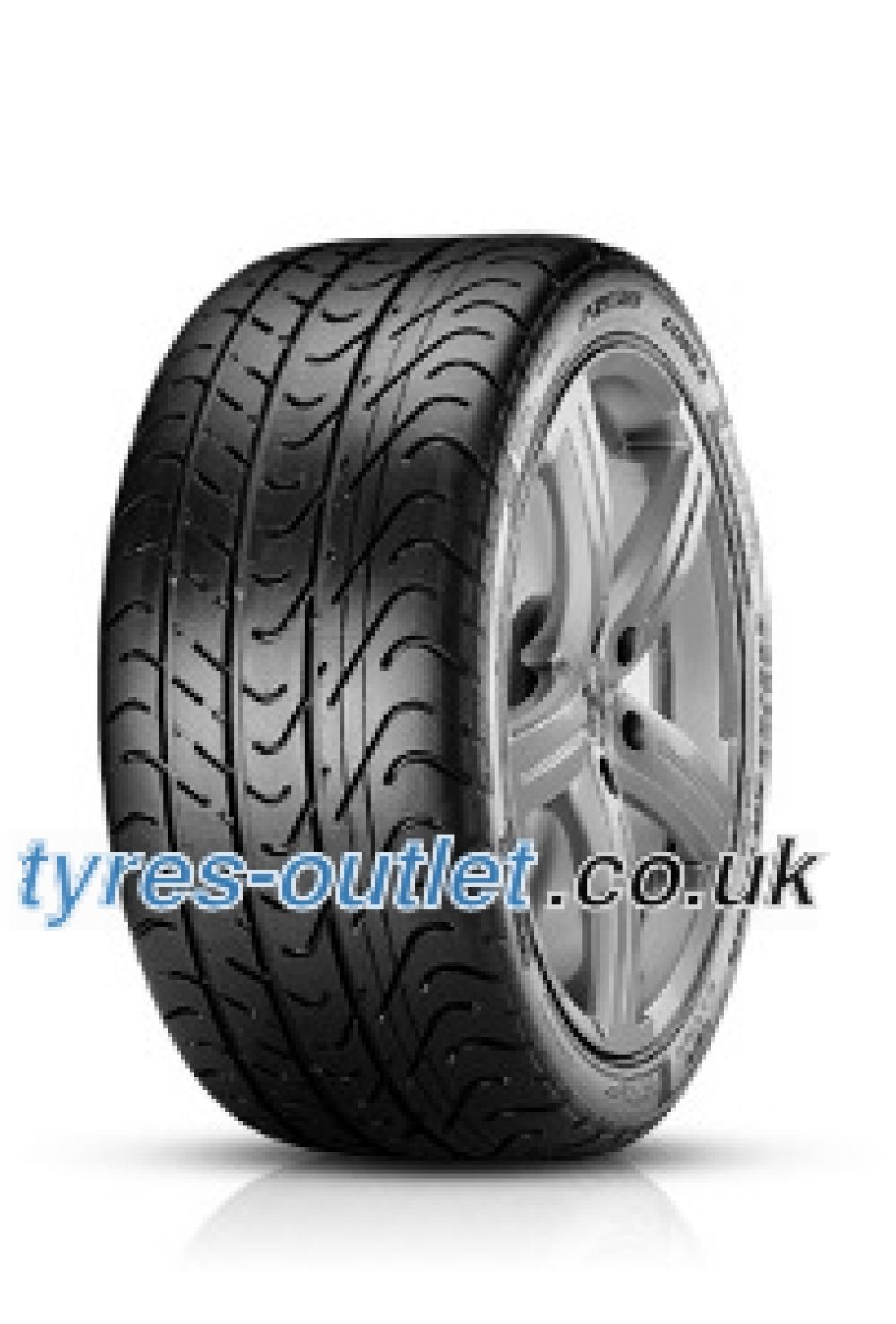 Pirelli P Zero Corsa Asimmetrico ( 285/30 ZR19 (98Y) XL *, MO, right, with rim protection (MFS) )