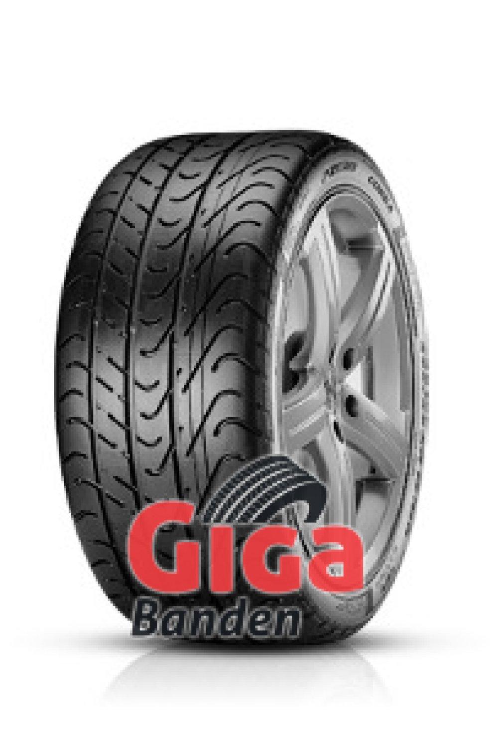 Pirelli P Zero Corsa Asimmetrico ( 285/30 ZR19 (98Y) XL *, MO, links, met velgrandbescherming (MFS) )