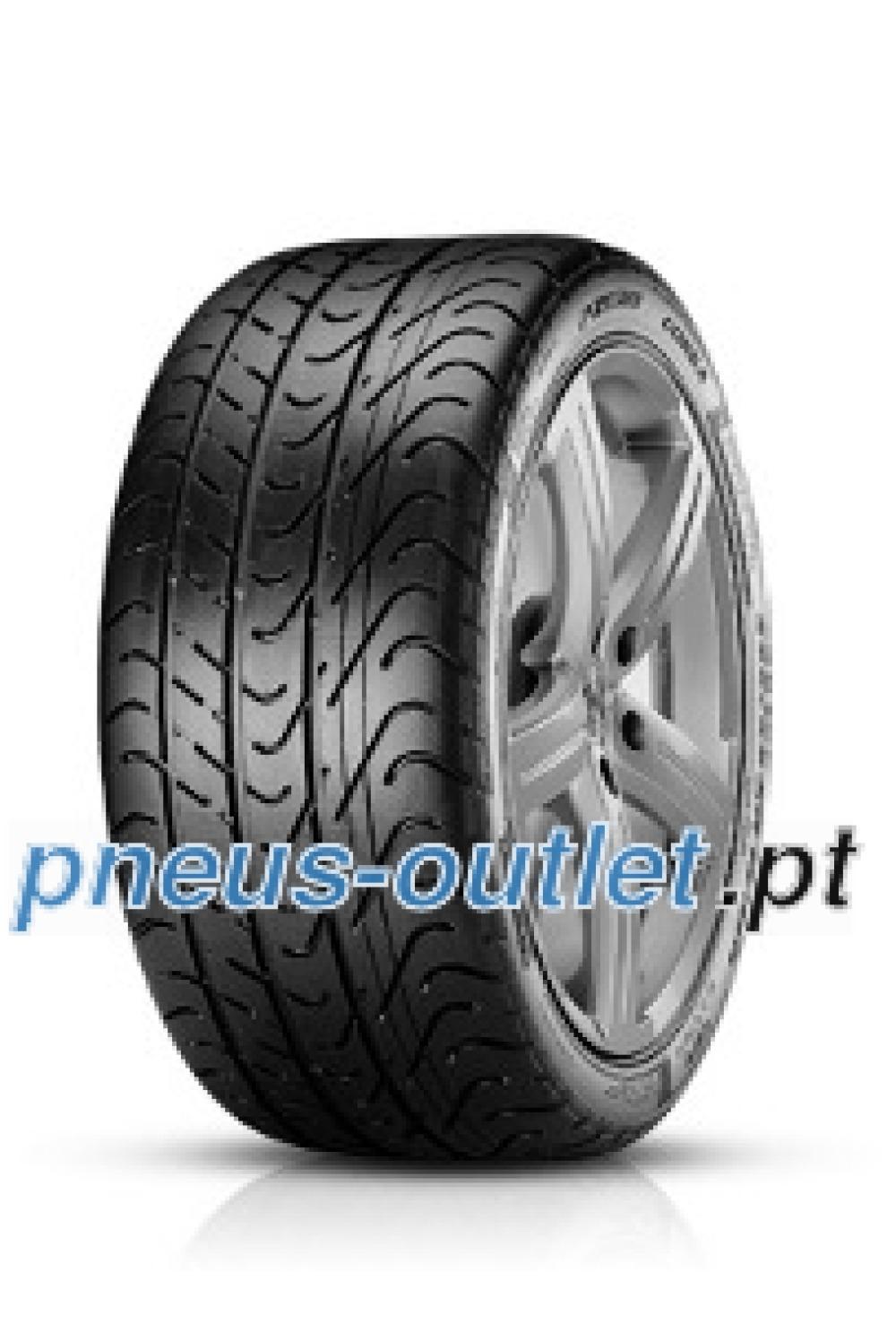 Pirelli P Zero Corsa Asimmetrico ( 285/35 ZR19 (99Y) com protecção da jante (MFS), direito )