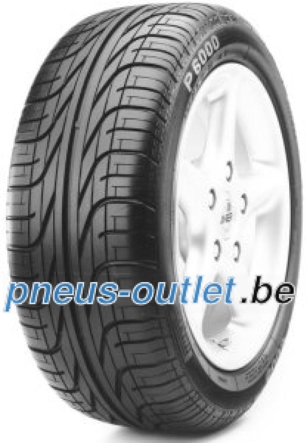 Pirelli P 6000 ( 185/70 R15 89W N2, avec protège-jante (MFS) )
